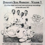 CD - VA - Dynamite Soul Harmony - Vol. 1