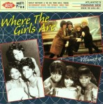 CD - VA - Where The Girls Are Vol. 4 (35531)
