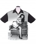 Steady-Shirt - Betty Page - Icon