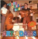 CD - Art Adams - Dancing Doll - Rock Crazy Baby