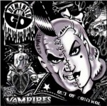 CD-Single - Demented Are Go - Hot Rod Vampires - Out Of Control