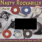 LP - VA - Nasty Rockabilly Vol. 16