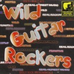 CD - VA - Wild Guitar Instrumental Rockers