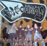 CD - Toxocaras - Tales From The Planet Azzhole