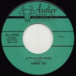 aSingle - Benny Joy - Little Red Book; Crash The Party