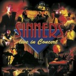 CD - Sinners - Live In Concert