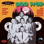 CD - VA - Old Town Doo Wop Vol. 4