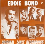 LP - Eddie Bond - Original Early Recordings