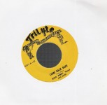 Single - VA - King Perry - Come Back Baby , Lafayette Thomas - The Thing