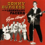 CD - Sonny Burgess & the Legendary Pacers - Gijon Stomp