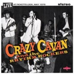 10inch-2 - Crazy Cavan And The Rhythm Rockers - Live At Picketts Lock Pt 1 & 2