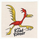 Hot Rod Aufkleber - Roadrunner