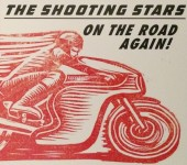 CD-EP - Shooting Stars - On The Road Again