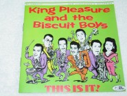 CD - King Pleasure - This Is It!