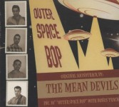 CD - Mean Devils - Outer Space Bop