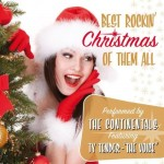 CD - Continentals feat. Ty Tender - Best Rockin' Christmas Of Them All