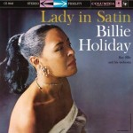LP - Billie Holiday - Lady in Satin