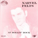 CD - Narvel Felts - At Rolling Rock - Those Pink And Black Days