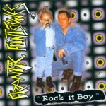 CD - Frantic Flintstones - Rock It Boy