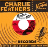 Single - Charlie Feathers - Frankie And Johnny , Honky Tonk Kind