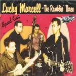 CD - Lucky Marcell & The Ramblin Three - Speed King