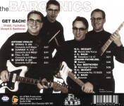 CD - Baronics - Get Bach!