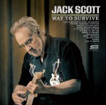 LP - Jack Scott - Way To Survive