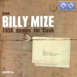 10inch - Billy Mize - 1958 Demos For Johnny Cash