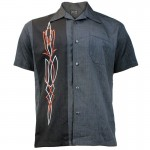 Steady Shirt - Hot Rod Pinstripe
