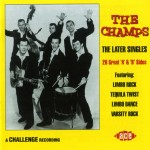 CD - Champs - The Later Singles