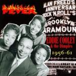 CD - Eddie Cooley & The Dimples - Fever 1956-61...plus bonus tra