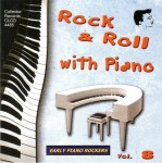 CD - VA - Rock And Roll With Piano Vol. 8