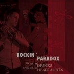 CD - Rockin' Paradox - Fix Up The Drinks And Bring On The Heartache