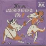 Single - VA - 20 Years - A Score Of Gorings Vol. 1