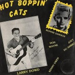 LP - VA - Hot Boppin Cats