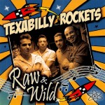 CD - Texabilly Rockets - Raw & Wild