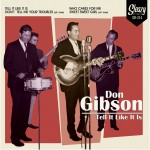 Single - Don Gibson - Tell It Like It Is