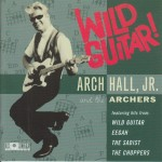 CD - Arch Hall Jr & the Archers - Wild Guitar!