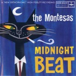 CD - Montesas - Midnight Beat