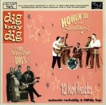 10inch - VA - Dig Boy Dig - Howlin' Lou & The Starliters & Tennessee Boys