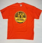 yykmT-Shirt - Sun Records, Orange