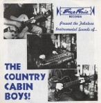 Single - Country Cabin Boys - Wounded Knee Polka, Lucky's Lullaby