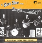 CD - VA - More Slow Boogie Rockin