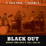 LP - VA - El Paso Rock Vol. 6: Black Out