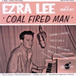 CD - Ezra Lee with The Round Up Boys - Coal Fired Man