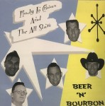 CD - Rudy La Crioux & The All-Stars - Beer N Bourbon