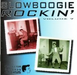 CD - VA - Slow Boogie Rockin Vol. 7