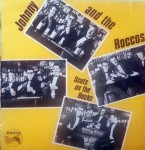 LP - Johnny & The Roccos - Scots On The Rocks
