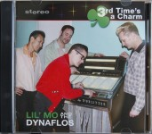 CD - Lil' Mo And The Dynaflos - 3rd Time's A Charm