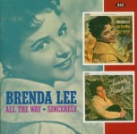 CD - Brenda Lee - 2 Classic Albums - All The Way, Sincerly
